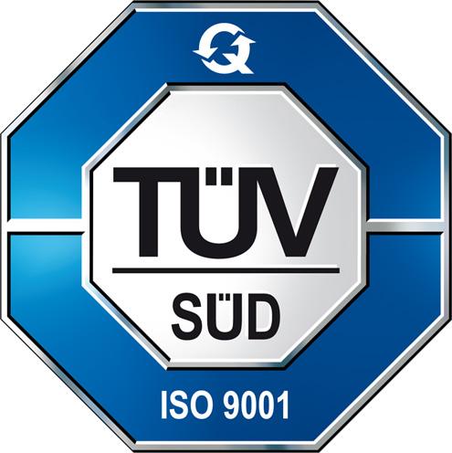 Certificazione di qualità UNI EN ISO 9001:2008