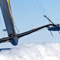 Carbon fiber components for the nautical sector