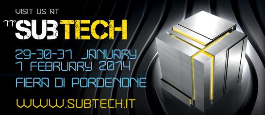 Subtech 2014
